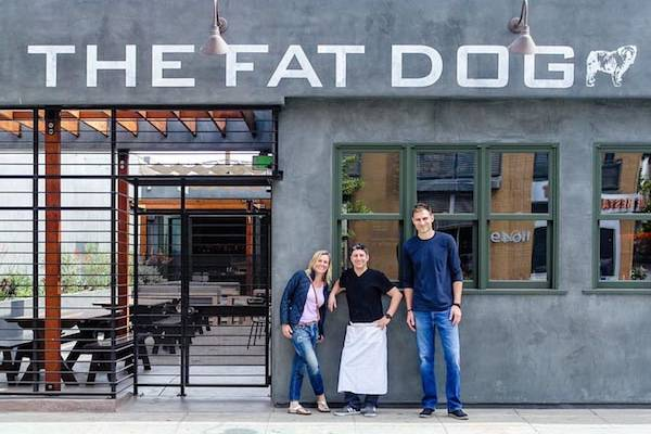 NoHo Arts District - The Fat Dog