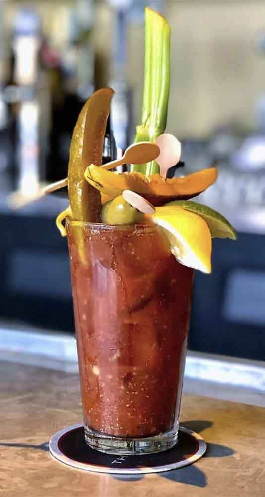The Fat Dog Bloody Mary